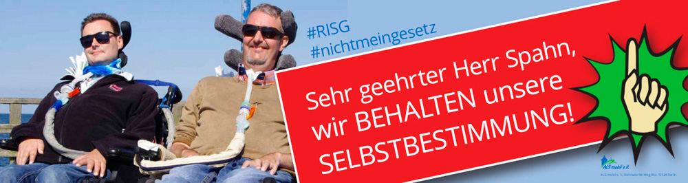 Demonstration gegen das RISG am 10.09.2019 in Berlin